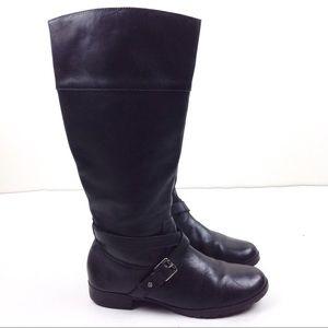 Ralph Lauren Boots Sahara Leather Boots - 7
